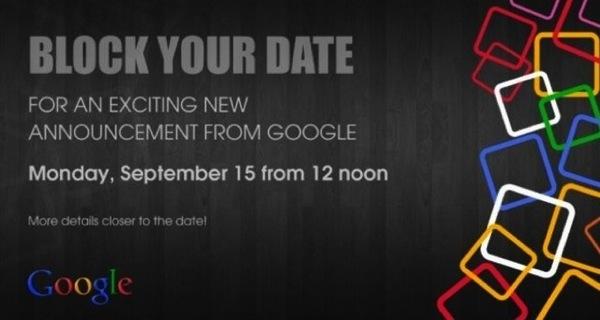 Google annuncia un nuovo evento in India per il 15 Settembre. Android One in arrivo?