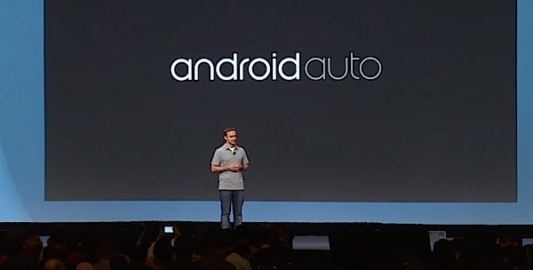 Google io2014 android auto