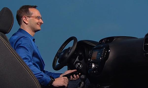 Google io2014 android auto cruscotto