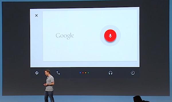 Google io2014 android auto now