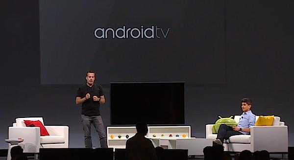 Google io2014 android tv