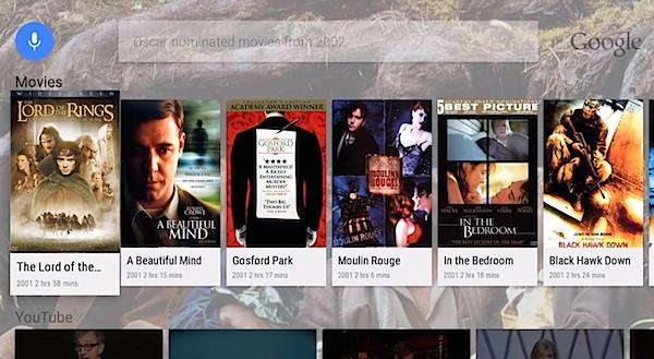 Google io2014 android tv film