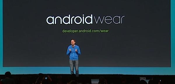 Google io2014 android wear