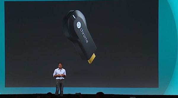 Google io2014 chromecast
