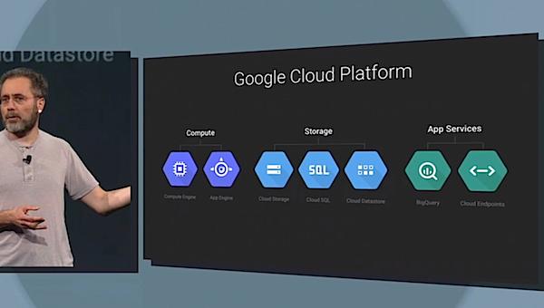 Google io2014 google cloud platform