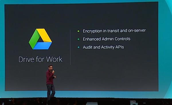 Google io2014 google drive