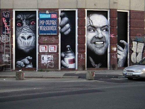 graffiti_shining