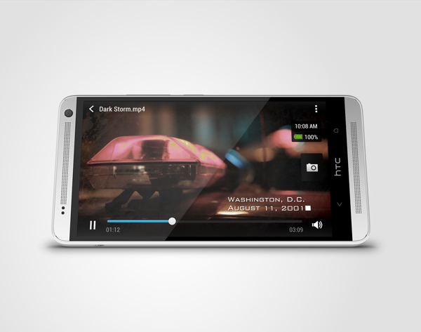 HTC One Max Video