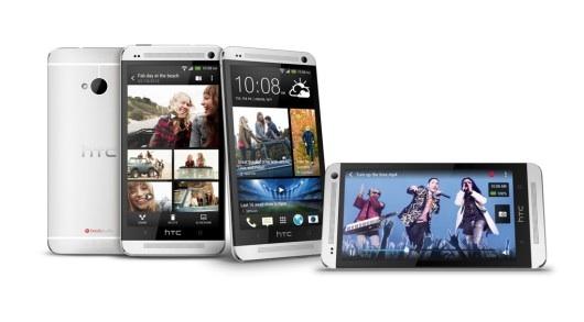 Htc one smartphone
