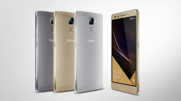 Huawei Honor 7 lo smartphone potente e fattibile. Ecco scheda tecnica completa, immagini e video
