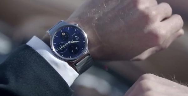 Ecco Huawei Watch il primo smartwatch del produttore con Android Wear. Immagini, video e scheda tecnica