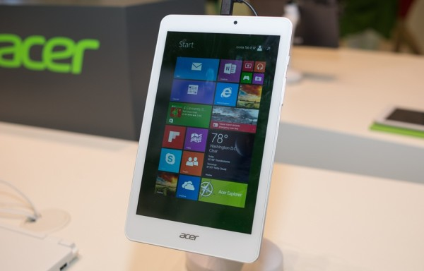 Acer Iconia Tab 8W con Windows 8.1 in arrivo a breve in Europa. Scopriamo il tablet con specifiche tecniche