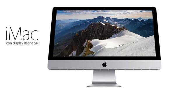 Video: ecco il nuovo Apple iMac Retina 5K da 27 pollici