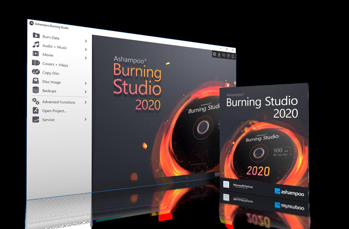 Ashampoo Burning Studio 2020: La suite perfetta per masterizzare