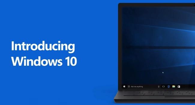 Introducing Windows 10