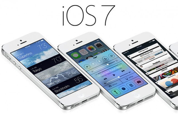iOS7 iPhone