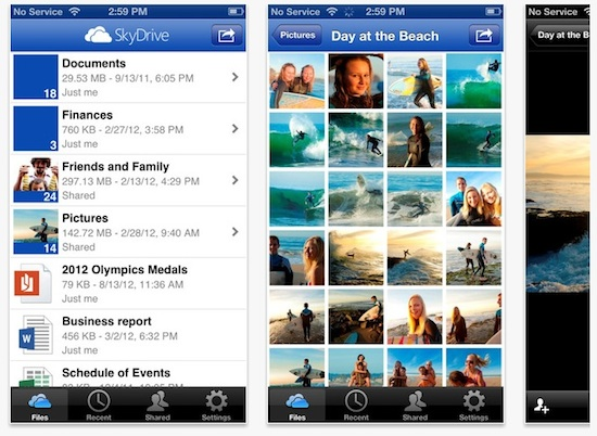 Ios skydrive3