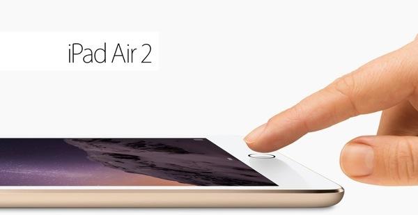 Apple ha presentato iPad Air 2. Scopriamolo meglio con scheda tecnica completa, immagini e video