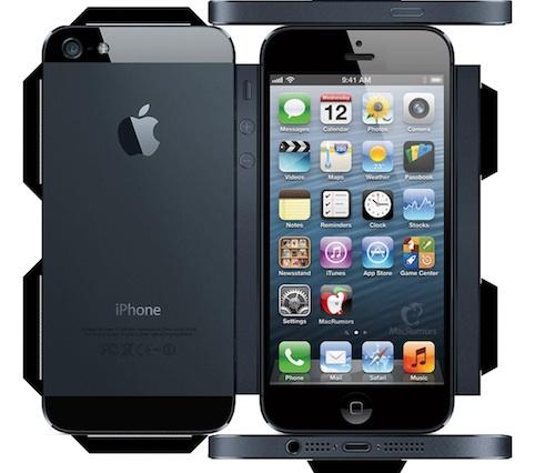 Iphone6 carta aperto