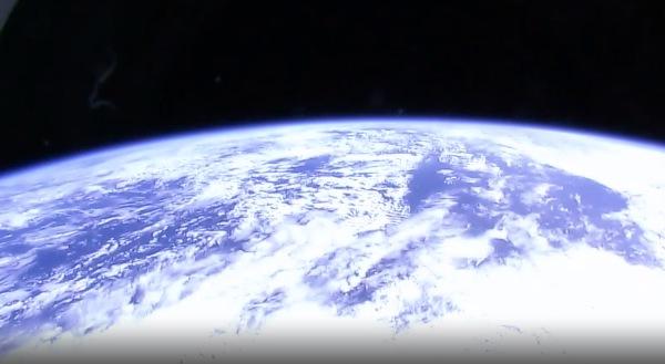 ISS Terra