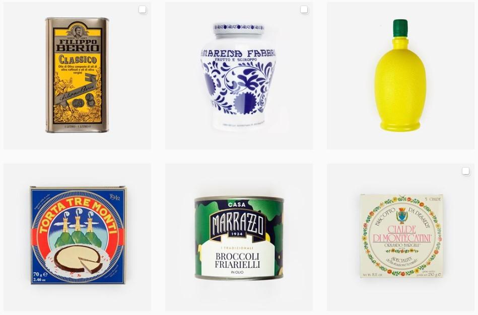 Scoprire il mondo delle confezioni italiane e la sua storia tramite Instagram