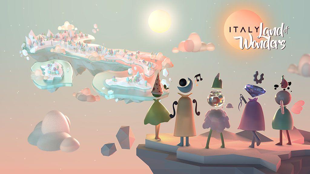 """Il Ministero degli Esteri ha lanciato il videogioco """"Italy. Land of Wonders"""""""