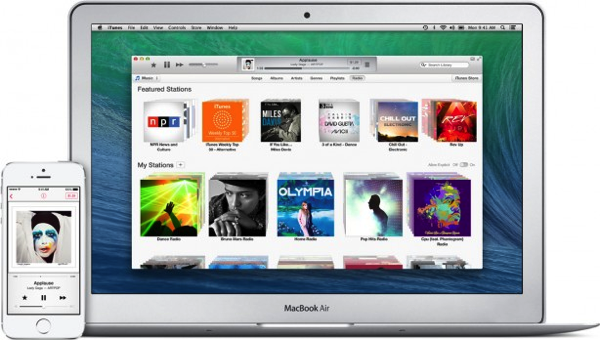 Disponibile l'aggiornamento ad iTunes 11.3.1