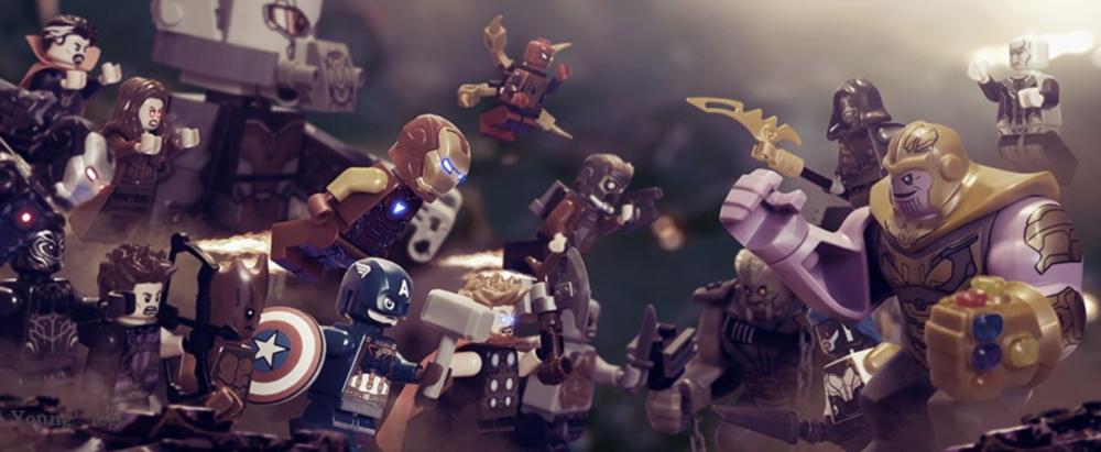 Ecco il profilo dell'artista coreano che si definisce il Principe dei Lego (ed ha ragione!)