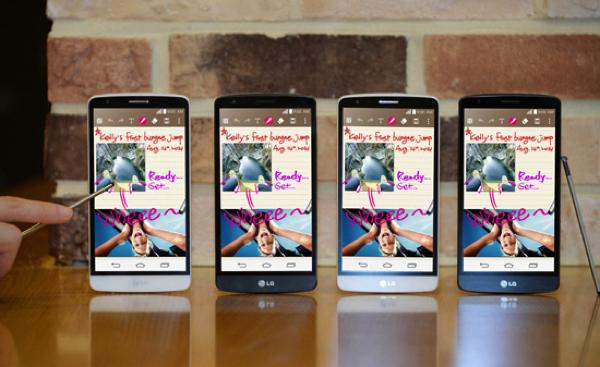 Ufficiale LG G3 Stylus: scopriamo il nuovo phablet con specifiche tecniche complete