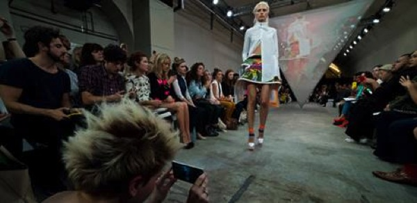 Lumia 830 protagonista alla London Fashion Week