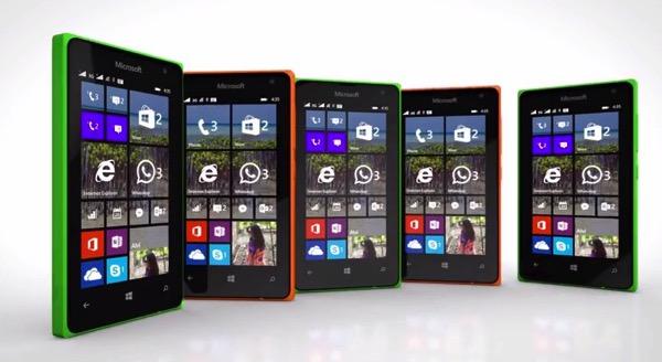 Microsoft introduce Lumia 435 e Lumia 532. Scopriamoli meglio con immagini, video e scheda tecnica completa