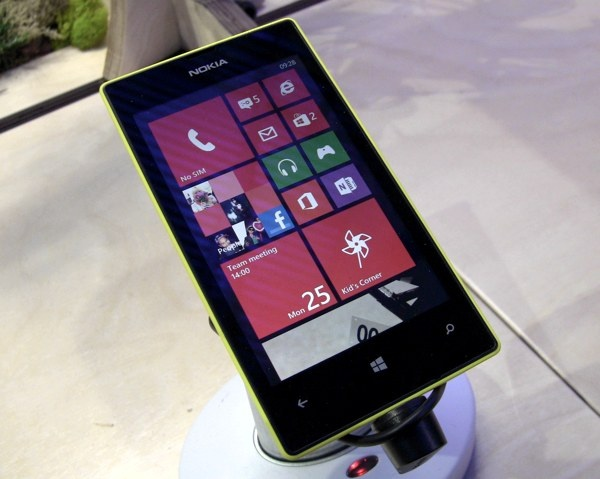 Lumia520 stand