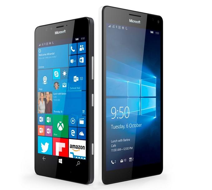 Microsoft presenta Lumia 950 e Lumia 950 XL. Ecco Scheda Tecnica, immagini e video