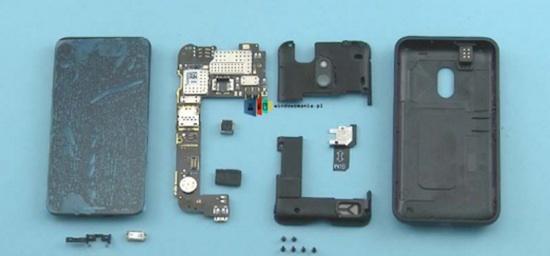 Lumia 620 parts
