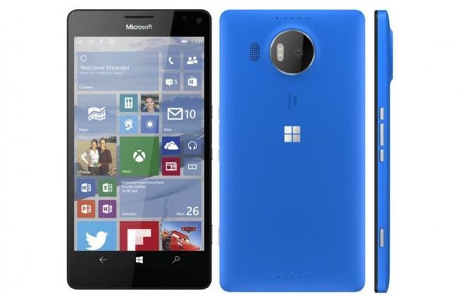 Lumia 950xl Blu