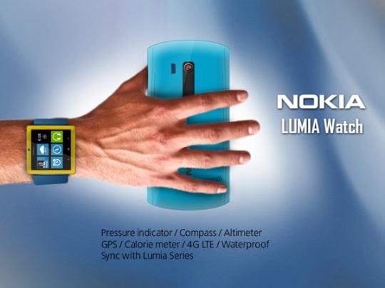 Lumia watch2