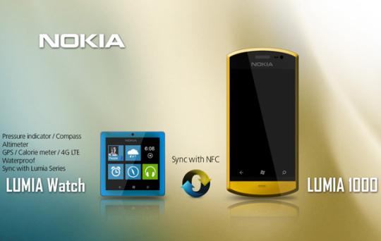 Lumia watch3