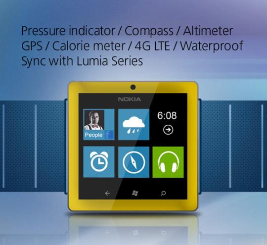 Lumia watch4