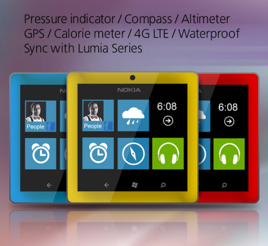 Lumia watch5
