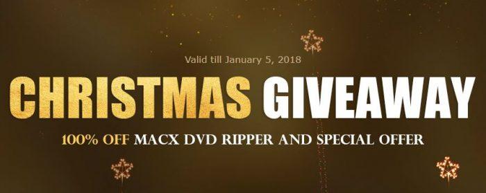 100% gratis per un Natale con Macx DVD Ripper Pro