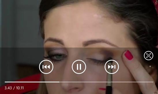 Makeup_clio_video