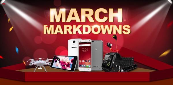 Gear Best March Markdowns