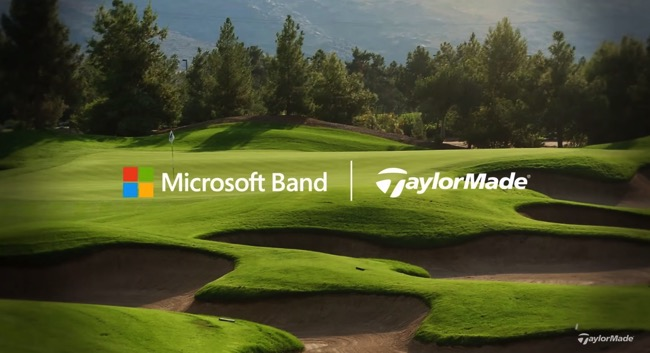 Microsoft Band TaylorMad