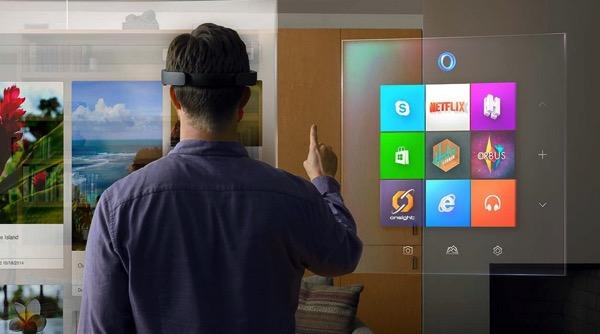 Microsoft HoloLens l'era del computing olografico è arrivata