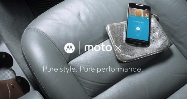 Video: 3 nuovi spot ufficiali per scoprire Motorola Moto X 2014