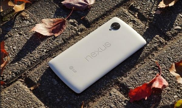 Nexus 5 Foglie