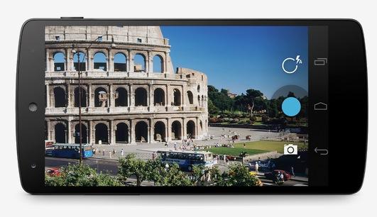 Nexus 5 orizzontale