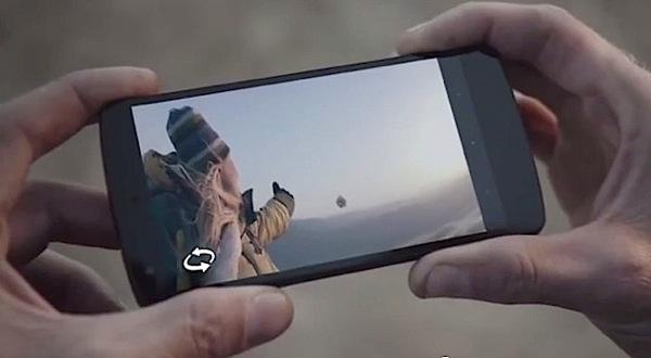 Nexus 5 Spot
