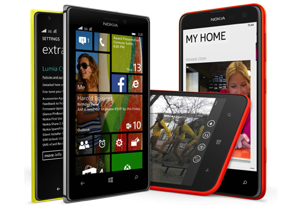 Disponibile l'aggiornamento a Windows Phone 8.1 e Lumia Cyan per gli smartphone Nokia
