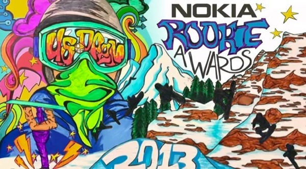 Nokia rookie awards 2013